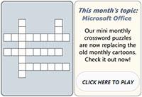 May 2015 Crossword
